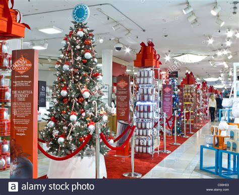 stores that sell christmas lights macy s department store displays nyc stock photo 40031827 alamy