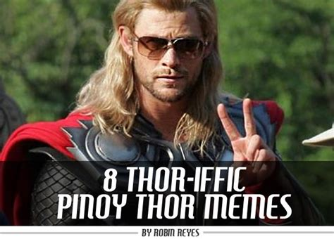 Thor Meme - thor puns know your meme