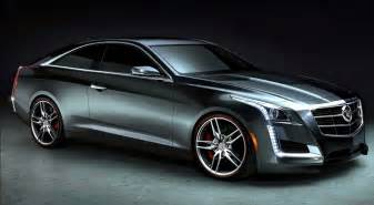 In My Cadillac Cadillac Ct2 Could Be The New Compact Coupe In Model Line