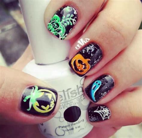imagenes de uñas pintadas para halloween fotos de unas pintadas halloween 2018 mundo imagenes