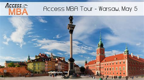 Access Mba Tour by One To One Access Mba Tour Council Poland