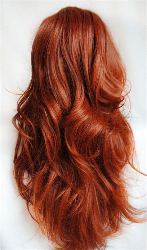 long haircuts with a back view redheads 10 wonderful hairstyles for ginger hair trendy red