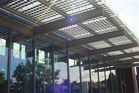 Solar Awnings Window Wall Solar Canopy