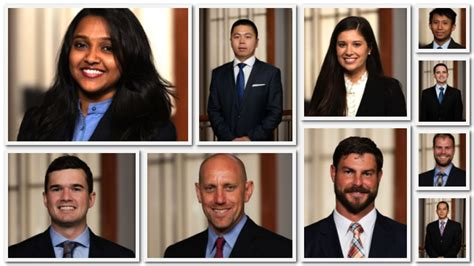 Mba Members List by Meet Notre Dame Mendoza S Mba Class Of 2018