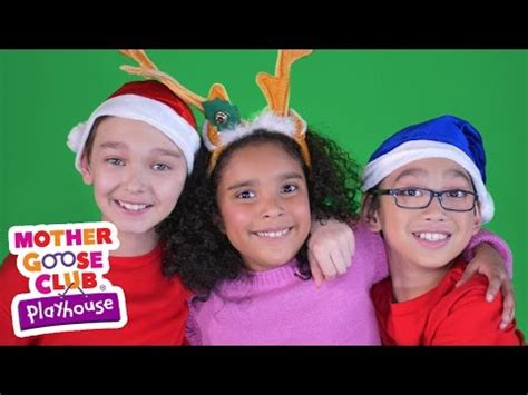 christmas song     merry christmas mother goose club playhouse video youtube