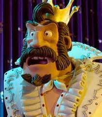 The Pirate King voice of the pirate king the band of misfits