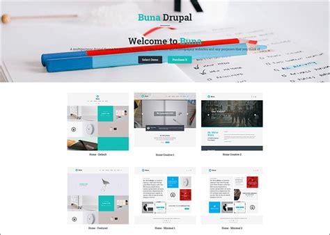 30 portfolio drupal themes templates free premium 23 html5 drupal themes templates free premium