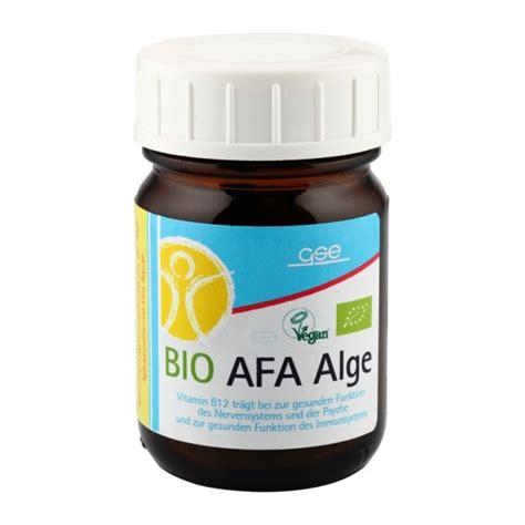 Afa Care By Purvie Care gse afa algae tablets a boost of vitamin b12