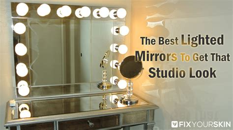best lights for makeup the 10 best lighted makeup vanity mirrors 2017 expert