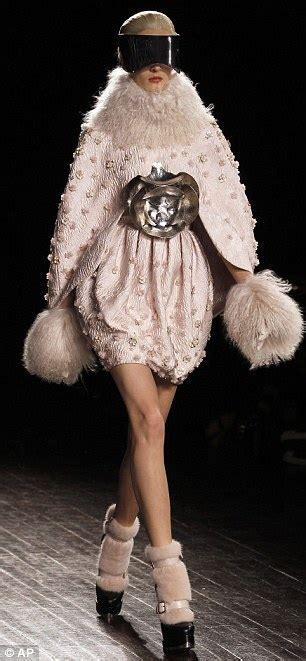 Frothy and fantastical, Sarah Burton triumphs for
