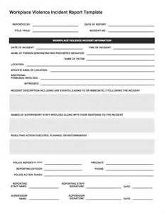 Incident Reporting Template Free Incident Report Templates Smartsheet