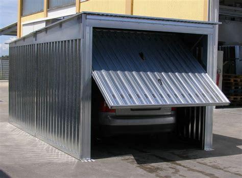 box auto box auto in lamiera zincata sapil s r l