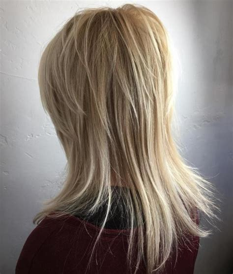 25 most universal modern shag haircut solutions best 25 medium layered hairstyles ideas on pinterest