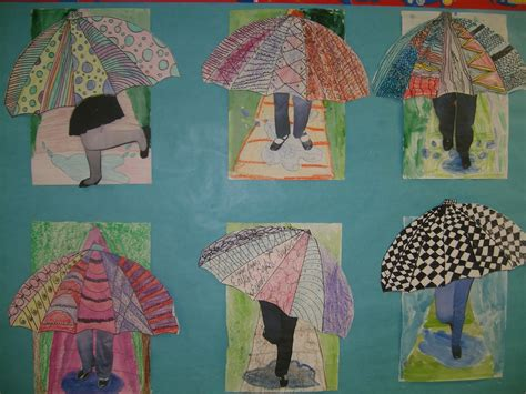 crafts for 4th graders awesome projects 4th grade umbrellas