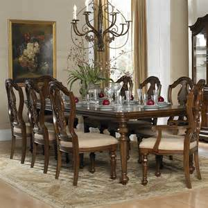Traditional Dining Room Set Homelegance Montrose 9 Extension Dining Room Set In