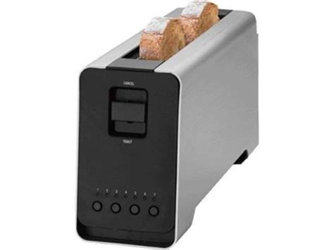 2 Slice Slim Toaster 16 Awesome Space Saving Products That Just Make Sense