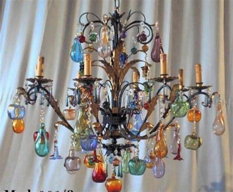 Murano Glass Fruit Chandelier Murano Glass Fruits Chandeliers Modern Other Metro By Murano Glass Australia