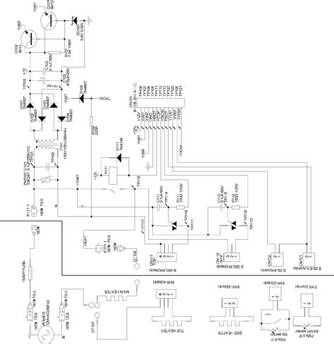 wiring diagram for sanyo dishwasher free wiring
