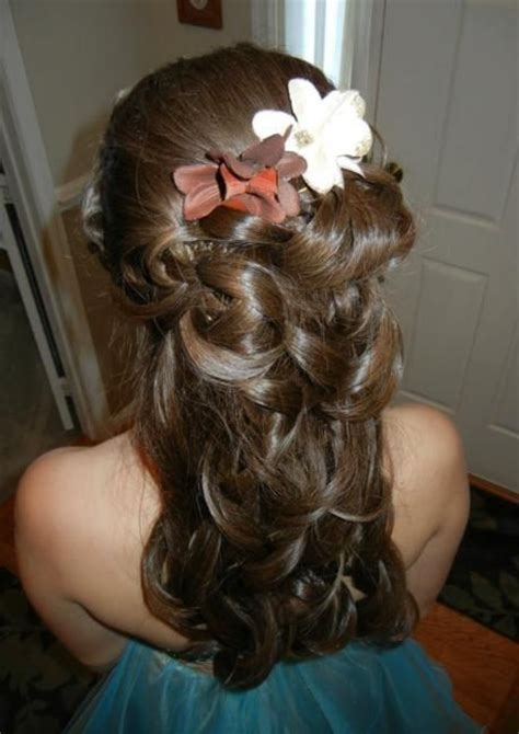 cute hairstyles for young girls cute prom updo hairstyle