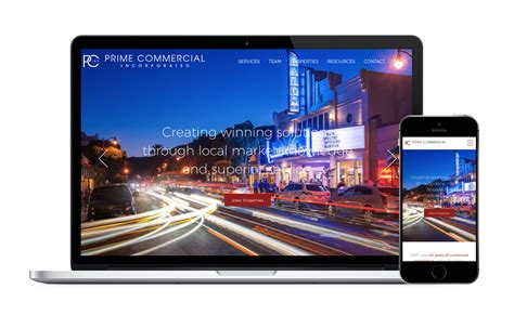 prime commercial inmotion launches project for prime commercial inc inmotion real estate media