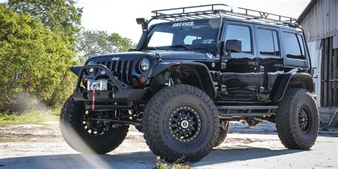 overland jeep by bruiser conversions