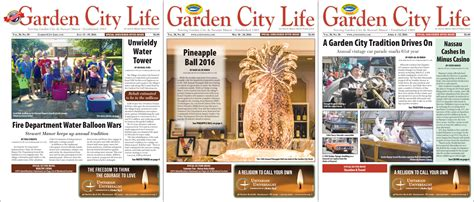 New York Sports Club Garden City by Garden City Acknowledged For Cover Design At Nypa