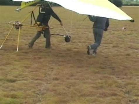 doodlebug glider flphg powered hang glider 2004 david rayment scfhgc