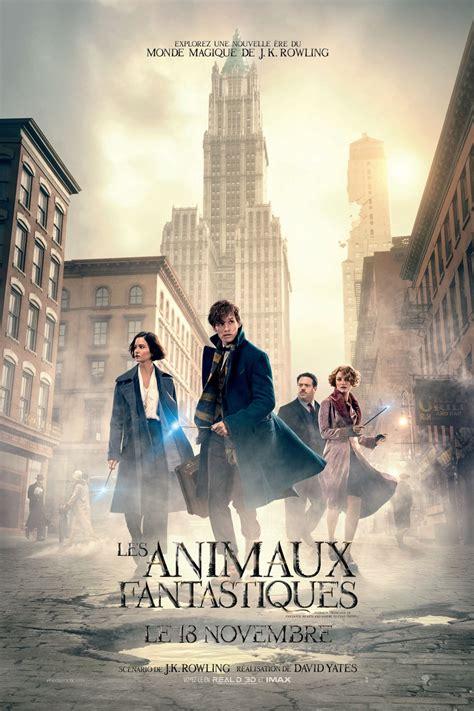 le film les animaux fantastiques - B06xcmtwwm Les Animaux Fantastiques Le