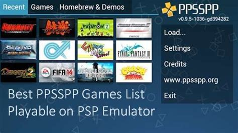 best psp emulator top 10 ppsspp of 2015 playable on android and ios
