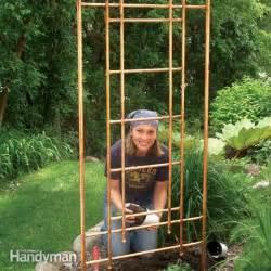 Build A Garden Trellis 15 Inspiring Diy Garden Trellis Ideas For Growing Climbing