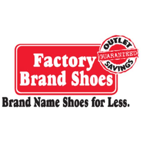 factory brand shoes factory brand shoes logo vector logo of factory brand