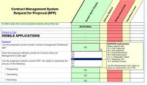 contract management software evaluation amp selection