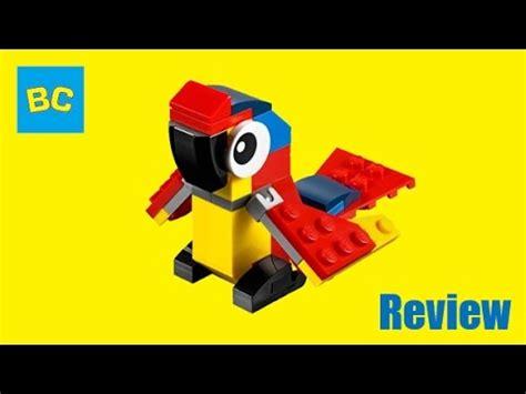 Dijamin Lego 30472 Polybag Parrot lego creator 30472 parrot polybag review