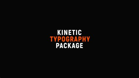 dynamic typography tutorial after effects dynamic typography after effects templates motion array