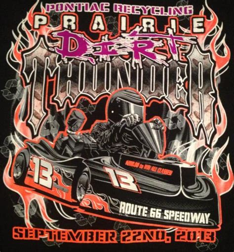 big r pontiac illinois new 2013 track t shirts are in
