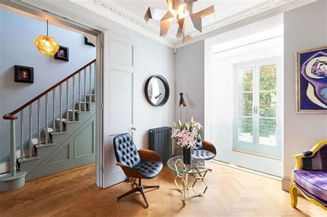 Victorian Style Bedrooms victorian home in london transformed into an indulgent