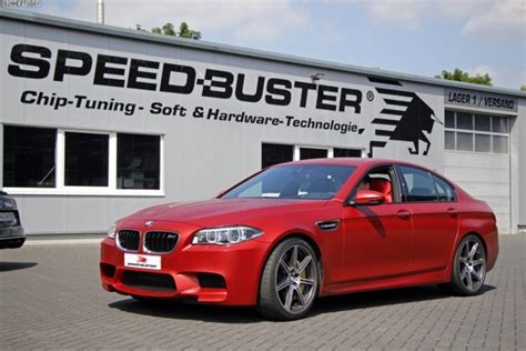 Was Bringt Software Tuning by Speed Buster Chip Tuning F 252 R Bmw M5 F10 Bringt Fast 700 Ps