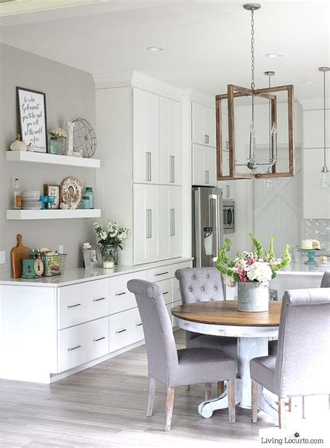 new kitchen lighting farmhouse style the turquoise home farmhouse kitchen decorating ideas 10 must haves for a