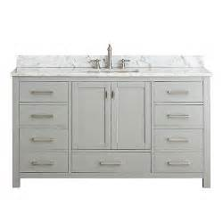 60 Inch Grey Sink Vanity Outdoor