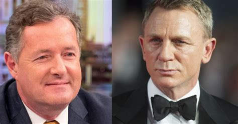 piers morgan daniel craig piers morgan calls out james bond star daniel craig gets