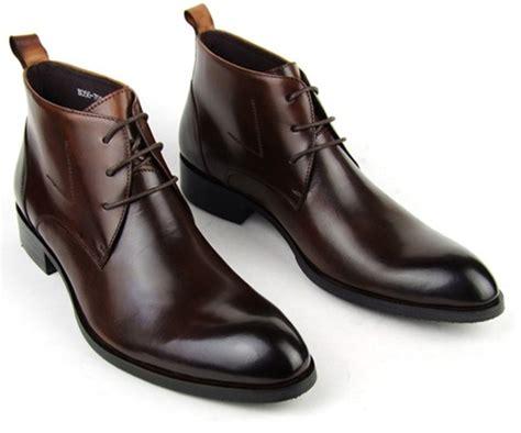 dress high top mens shoes images