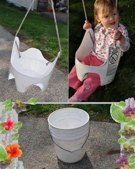 diy outdoor baby swing diy baby swing baby diys pinterest super easy