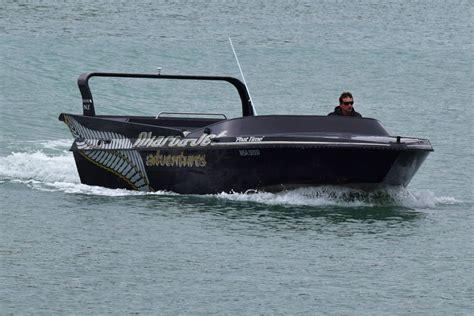 jet boating around akaroa harbour backpacker guide new - Jet Boat Akaroa