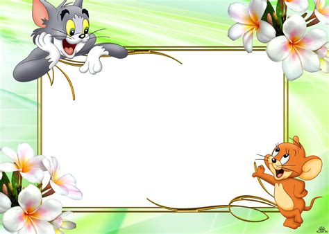 cornici con photoshop 1242564307 tomnjerry frame