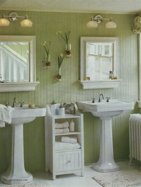 painted bathroom ideas b e interiors beadboard