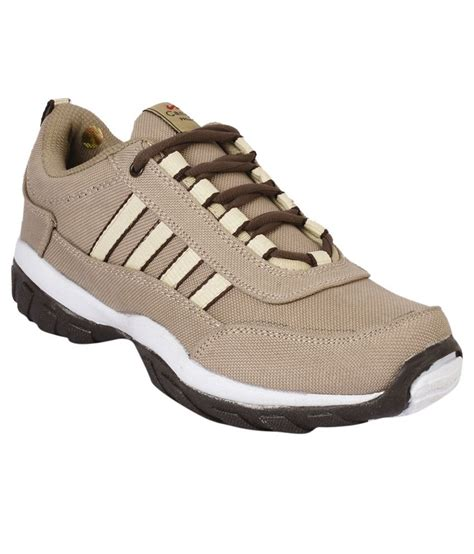 brown athletic shoes cus brown running shoes price in india buy cus
