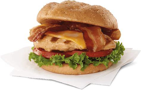 Backyard Burger Carbs Grilled Chicken Club Sandwich Nutrition And Description