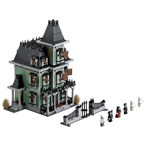 Lego 10228 Huanted House lego fighters sets 10228 haunted house new