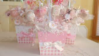 baby baby shower centerpieces blocks teddy bears