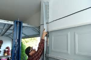 High Lift Garage Door Conversion High Lift Garage Door Conversion